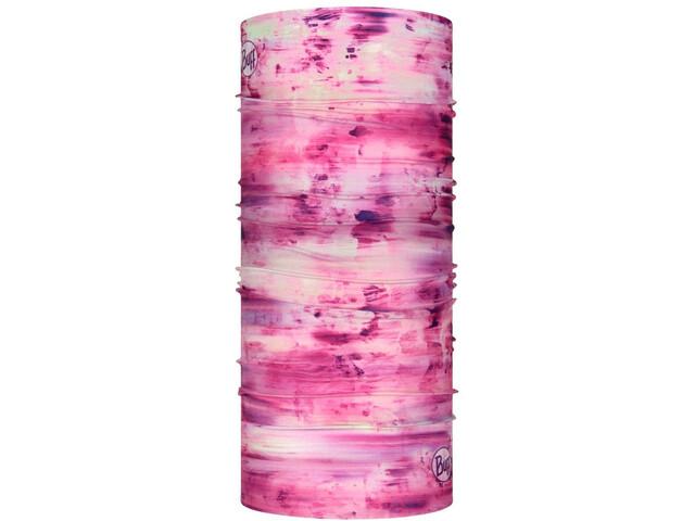 Buff Coolnet UV+ Scaldacollo tubolare, smooth violet